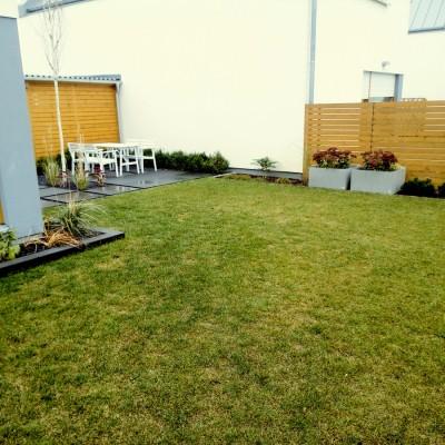 zakątek ogrodowy