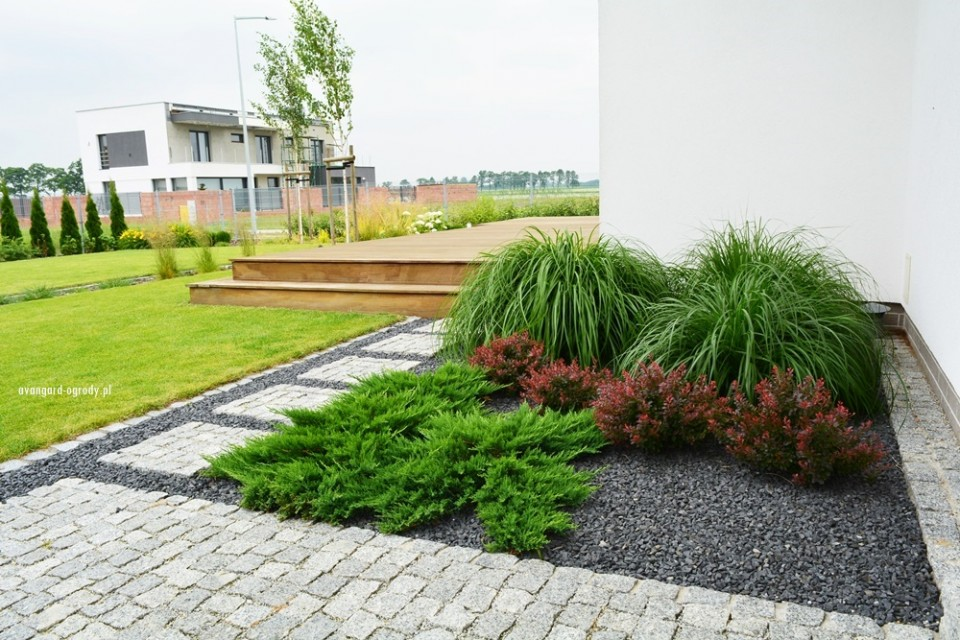 ogrodowy zakątek