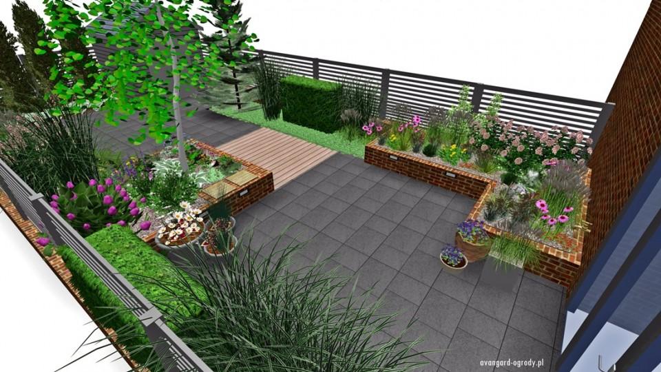donica ogrodowa